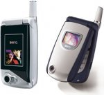 Обзор GSM-телефона BenQ S700
